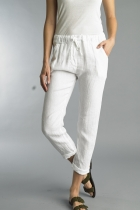 White Linen Pants $86.00
