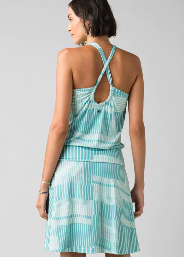 Prana Avore Dress Azurite Wave $89.00